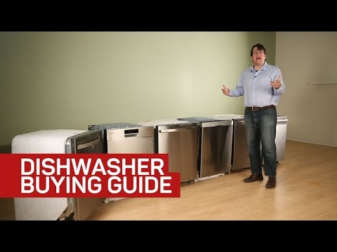 Here's what to look for as you shop for your next dishwasher