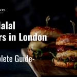 😋Best Halal Burger in London