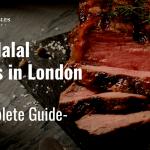 😋Best Halal Steaks in London
