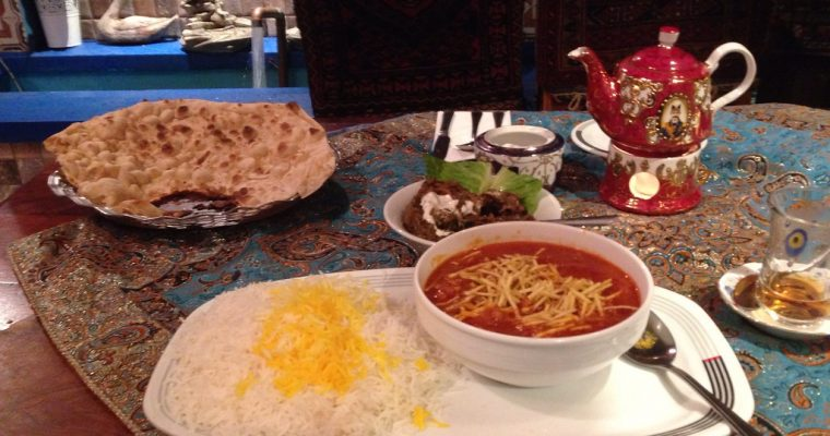😋Persian Restaurants in London