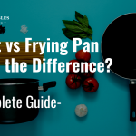 Skillet vs Frying Pan - What's the Difference?