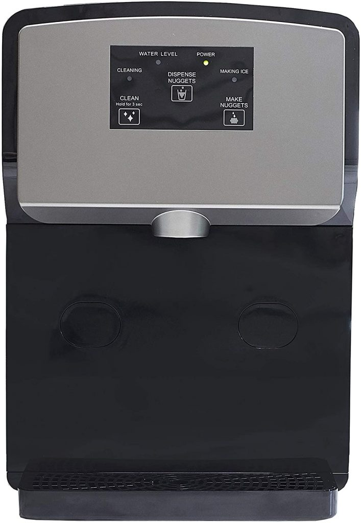 KBice Self Dispensing Countertop Nugget Ice Maker Review