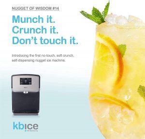 Kbice ice maker