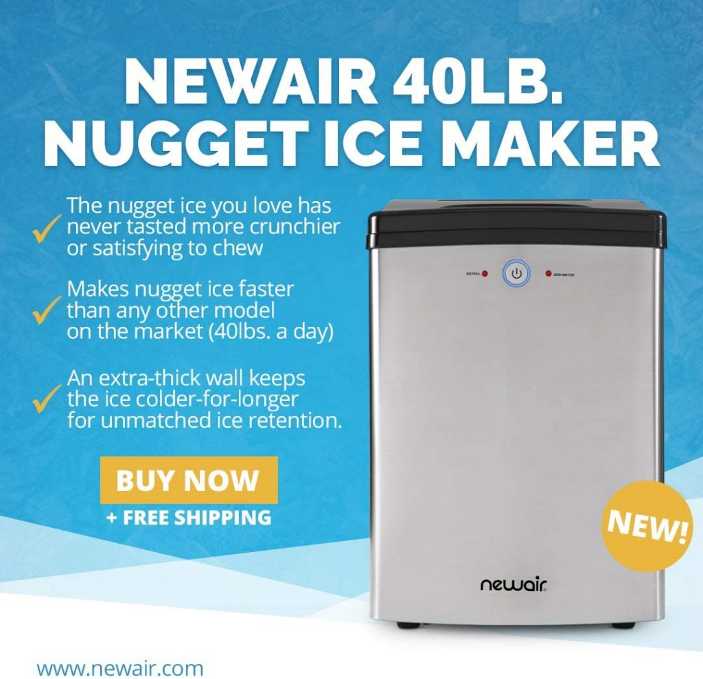 why newair ice maker is best