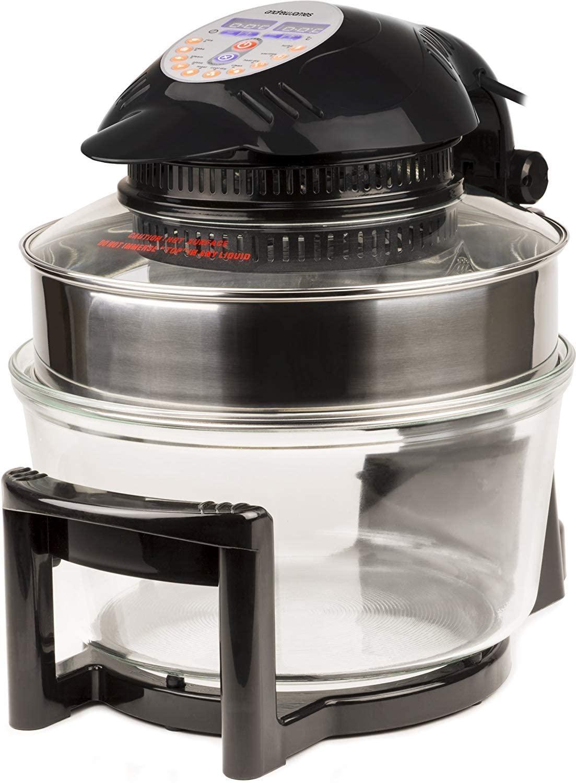 Full Image of andrew james halogen oven