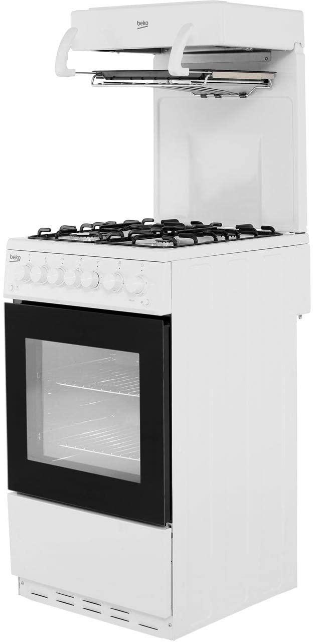 Beko KA52NEW Gas Cooker Eye Level Grill