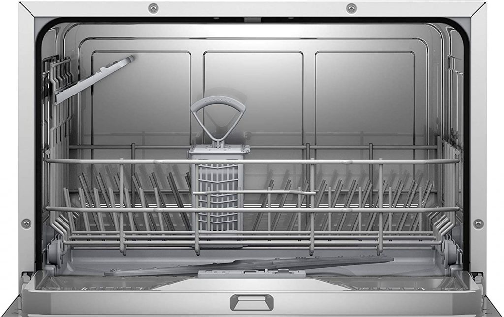 Bosch Serie 4 Table Top Dishwasher Counter View