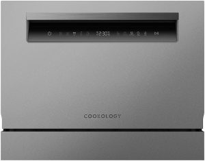 Cookology Touch Control Compact Table Top Dishwasher