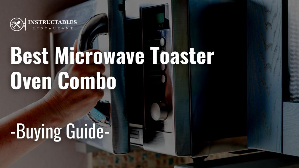 MicrowaveToaster Oven Combo