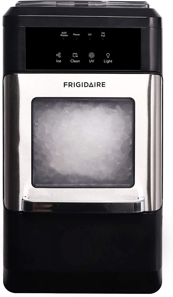 FRIGIDAIRE Counter top ice maker review