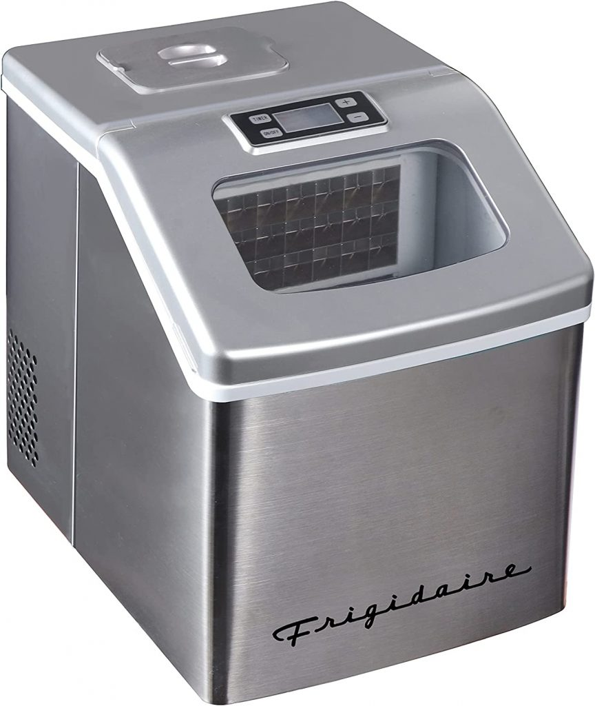 FRIGIDAIRE EFIC452 side view