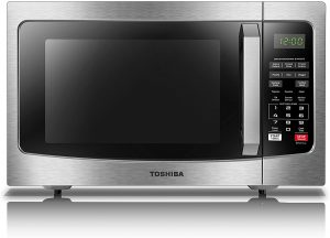 Toshiba EM131A5C-SS Microwave Oven with Smart Sensor review