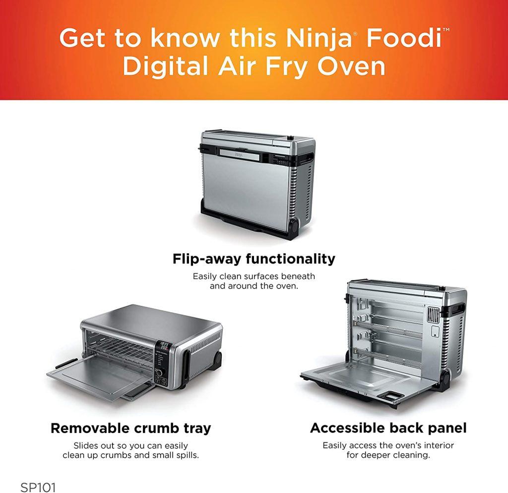 design features ninja foodie