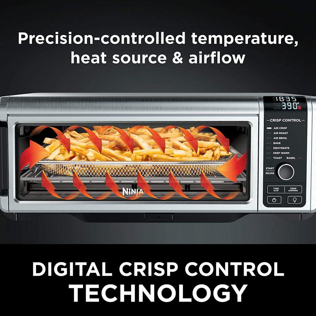 ninja foodie technology precision heating