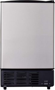 SMETA 15-Inch-Wide Built-In Ice Maker